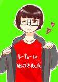 まるちゃんTシャツ似合ってる可愛い(  ´͈ ᵕ `͈ )♡