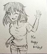 ナターリア誕生日おめでとう!