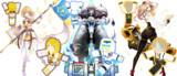 【Minecraft】#コンパス ジャンヌ ジャスティス ヴィオレッタ【スキン】