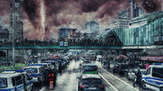 《妖異対策局レポート:SKクラスシナリオ2 空港への道のり》