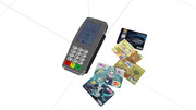 MMD - credit cards + Verifone machine