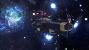 ドレットノート級前衛航宙艦:旗艦塗装