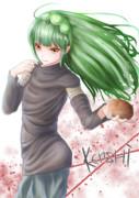 【Kenshi】きりたんが荒野を征く 支援絵2