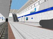 【MMDステージ配布あり】台北地下鉄