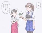 加賀さんと春日丸ちゃん3