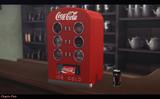 KBC22コカコーラレトロ自動販売機