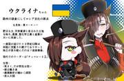 ウクライナちゃん(ユークレイン)