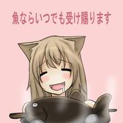 ネコミミ娘(アイコン仕様)