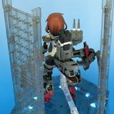 FAガール雷 艤装装備モード