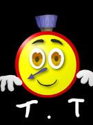 I'm T.T !