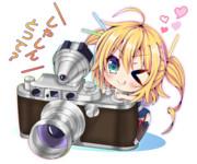 カメラの妖精グリッドレイちゃん