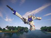 【Minecraft】RX-99っぽいもの  その2 【JointBlock】