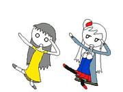 キルミーダンス(オリキャラ版)