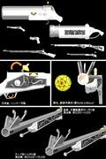 【MMDアクセ配布】マミさん武器セット更新【まどマギMMD】