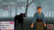 【怪奇カード-その80】エイリアン・ビッグ・キャット(ABC)