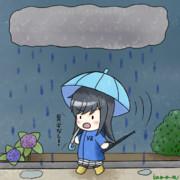 雨合羽しお