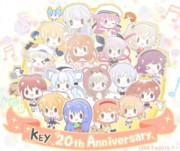 『key20周年おめでとう!』