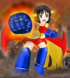 【マジンガーNANO7周年】飛ばせ!鉄拳!ロケットパンチ!!