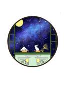 オリジナル月見素材