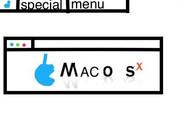 Mac OS Xに支配されたmindows x(ミンドウズ10)