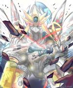 刀剣男士の霊力を使ったロボットという妄想