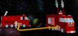 LDDで化学消防車作ってみた