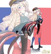 おフランスちゃん(ぷっコクシリーズ)