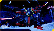 【ゆっくり戦記ハイゴ支援】newの敵でハイゴッグ流剣術機が出たら