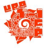 【第10回東方ニコ童祭】非公式ロゴ【裏T-1グランプリ】
