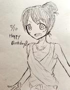 みうちゃん誕生日おめでとう!