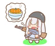 ドン勝が食べたい白百合さん