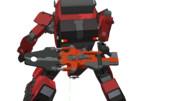 しんそーび:Mk.25/4 汎用作業ユニット(シザーユニット装備)