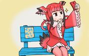 ショウジョウトキは赤くて綺麗!(ドヤァ)