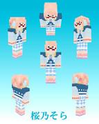 【Minecraft】桜乃そら【VOICEROID】