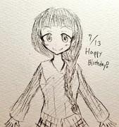 むつみちゃん誕生日おめでとう!