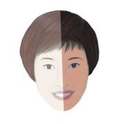 コラ用カメーンマチャニー(イラスト)