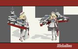 【MMD艦これ】Richelieu【モデル配布】