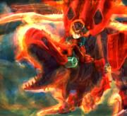 強制開放!!Death Blast!!