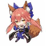 C94 アクリルキーホルダー キャス狐