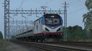 Amtrak Siemens ACS-64 アムトラック北東回廊