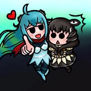 怪獣娘(黒)公開決定!