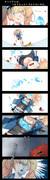 真夏のブルー