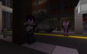 【Minecraftスキン】VOCALOID 1 LOLAスキン [配布]