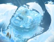 凍土と化した先輩