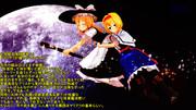 幻想郷友情図鑑 №01 魔理沙とアリス
