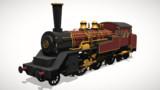 蒸気機関車ライカ