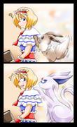 アリスとイーブイ #3