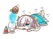 猛暑のアナスタシア②