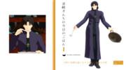 Fate/stay night Giudecca式言峰綺礼(五次)【モデル配布】