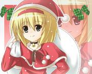 メリーアリスマス!!